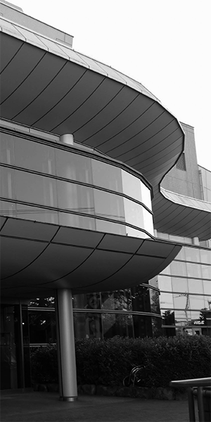 写真:横浜市青葉区役所 建物外観